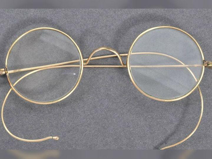 गान्धीको चश्मा चार करोड सात लाखमा लिलामीः चश्माका मालिकले भनेका थिए, 'मन नपरे फ्याँकिदिनु'