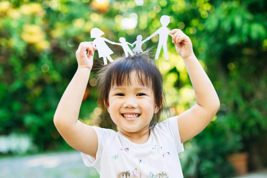 बालबच्चासँग गरौं सामाजिक सम्बन्धको कुरा
