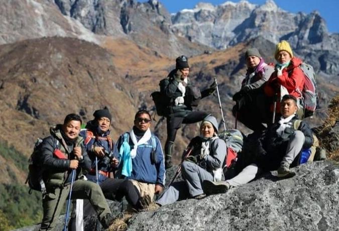 ताप्लेजुङमा पर्यटक बढ्दै