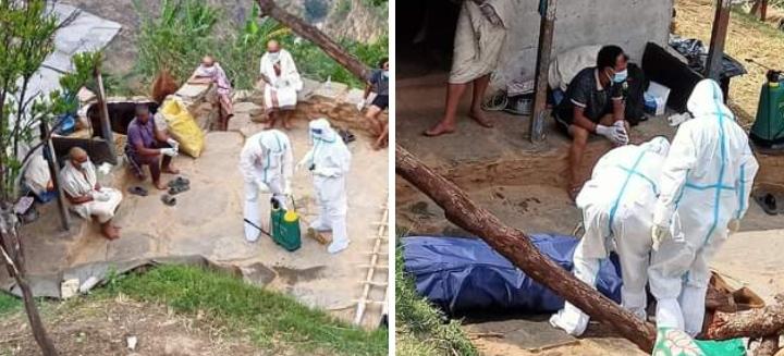 काेराेनाबाट कालिकाेटमा एक जनाकाे मृत्यु