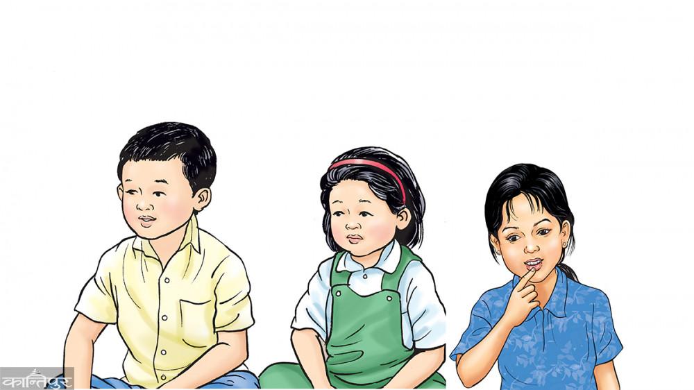 तेस्रो लहर आए बालबालिकालाई 'बढी जोखिम'